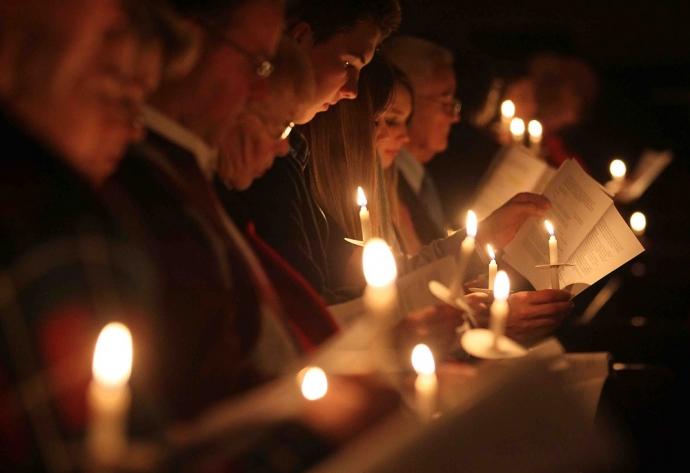 Candlelight Christmas Eve Service – UMC