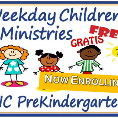 NC PreK Program – Now Enrolling