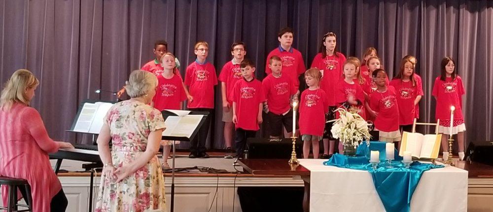 Celebration Singers Christmas Performance